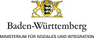 Logo des Ministerium für soziales und Integration aus Baden-Württemberg