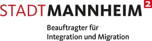 Logo der Stadt Mannheim Beauftragter für Integration und Migration