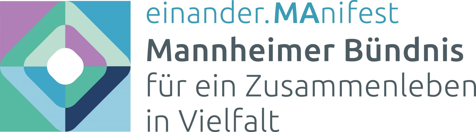 einanderManifest_Logo_Tuerkis